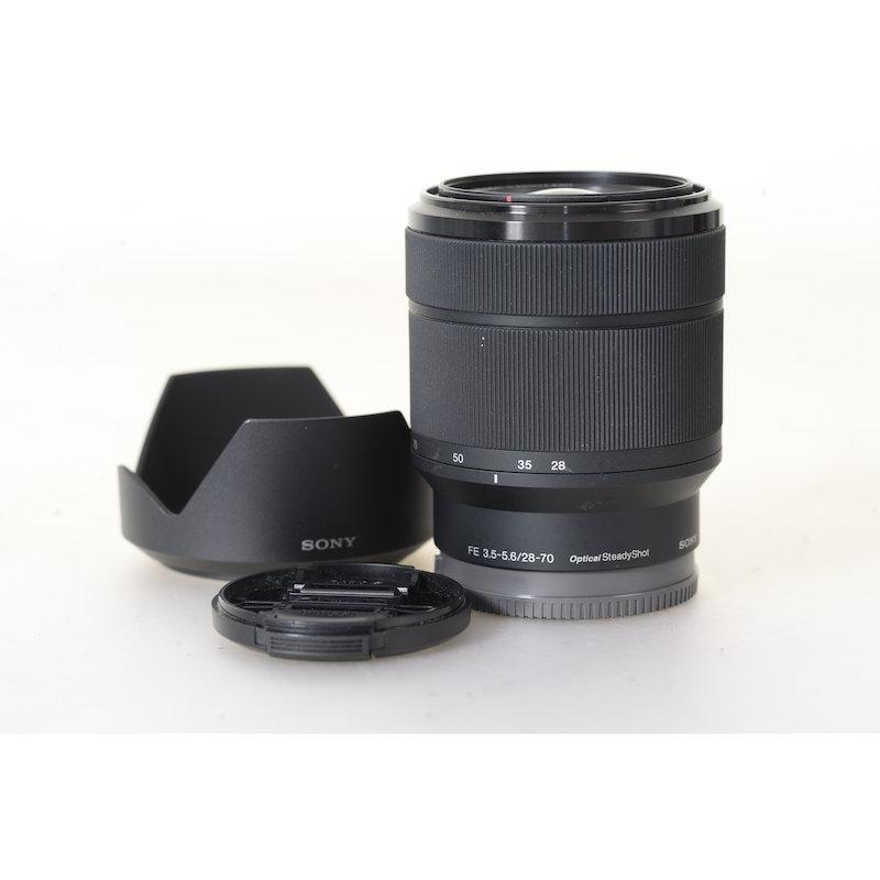 Sony FE 3,5-5,6/28-70 OSS E-Mount #SEL2870