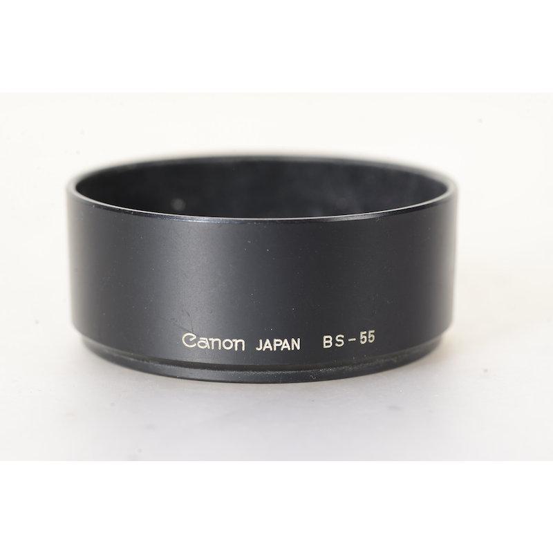 Canon Geli.-Blende BS-55 FD 1,4/50 S.S.C.