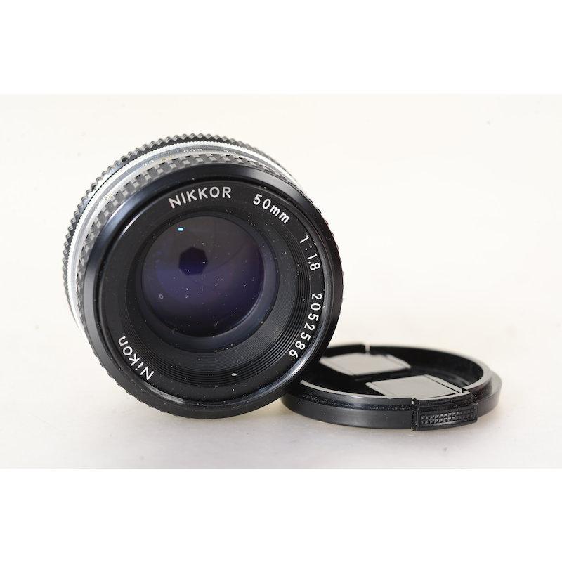 Nikon Ai 1,8/50