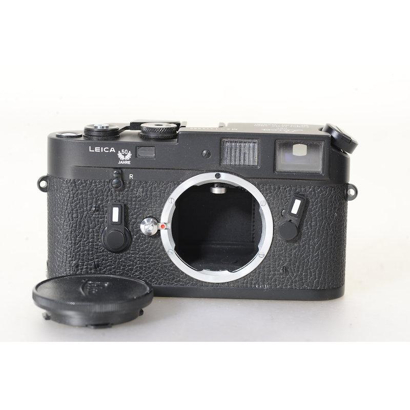 Leica M4 Black 50 Jahre