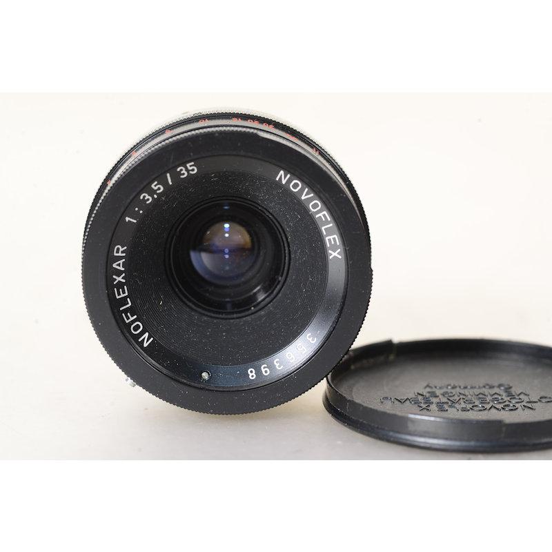 Novoflex Noflexar 3,5/35 M42