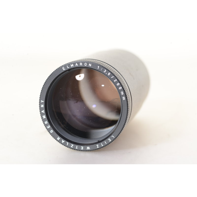 Leica Elmaron 3,6/200+Tubus