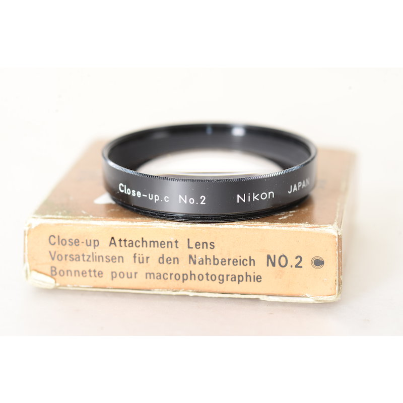 Nikon Vorsatzlinse 2 E-52
