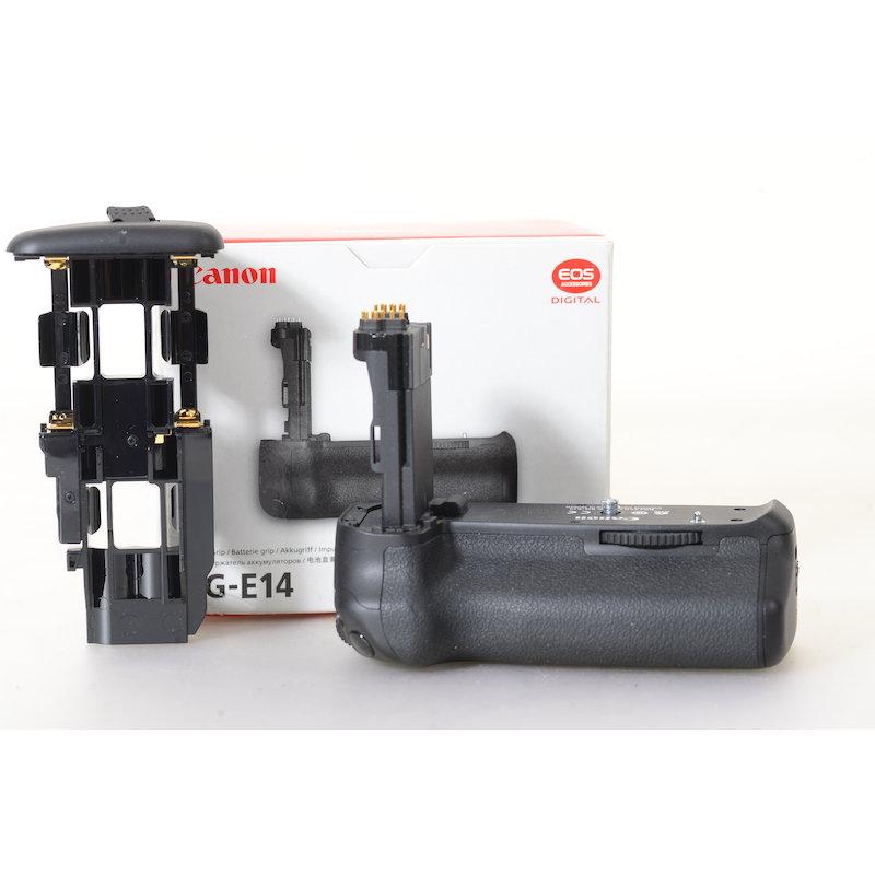 Canon Batterie-Pack BG-E14 EOS 70D