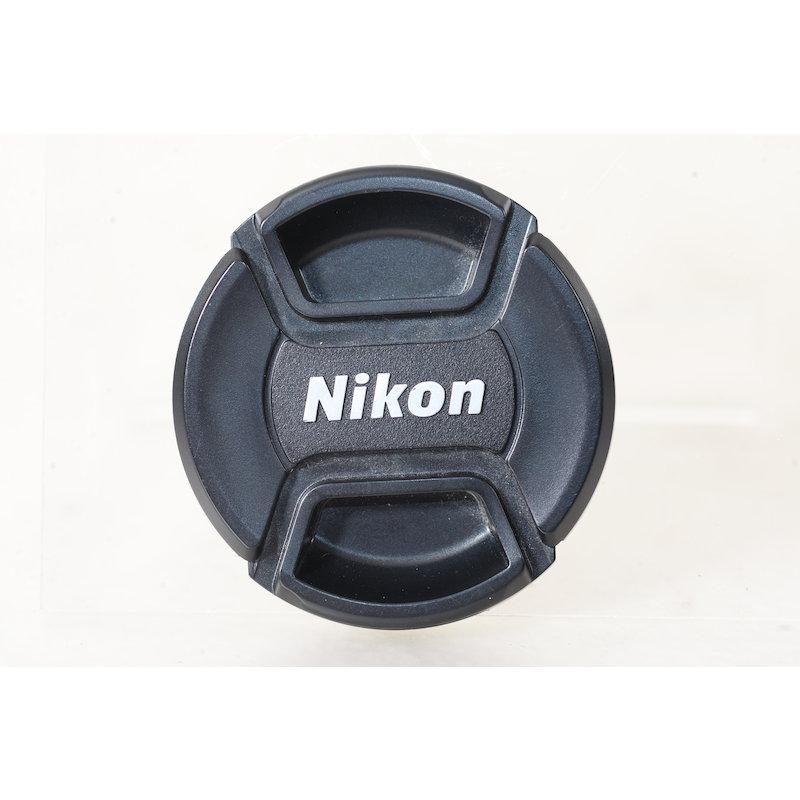 Nikon Objektivdeckel LC-58C