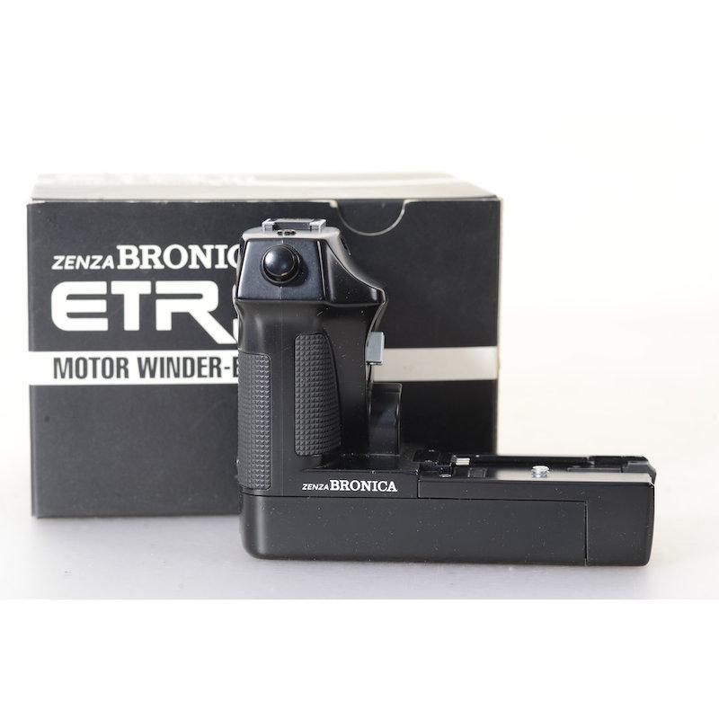 Bronica Motor Winder EI ETRSi