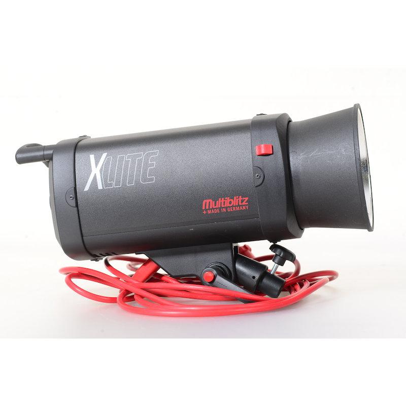Multiblitz Kompaktstudioblitz Xlite mit Standardreflektor