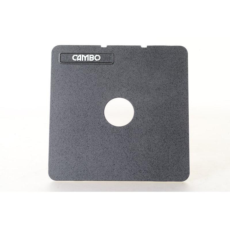 Cambo Objektivplatte Copal 0 #C-233