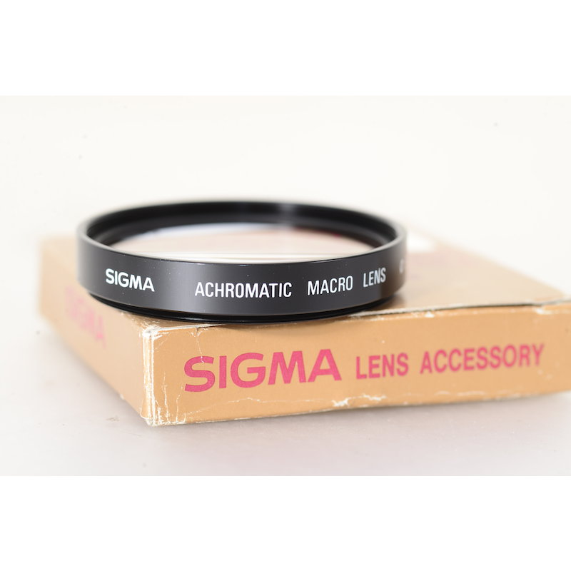 Sigma Makrolinse Achromat E-58