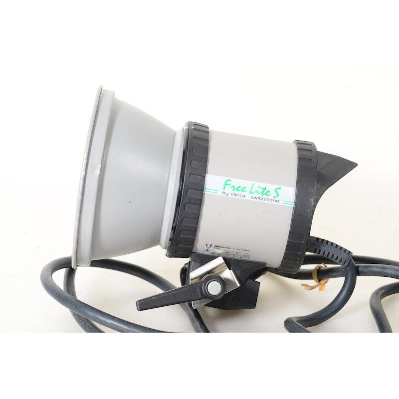 Elinchrom Free Lite Speed S Blitzkopf mit Standardreflektor