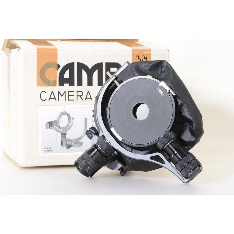 Cambo Pro View Camera Body X2-Pro+Anschlußplatte Canon EOS