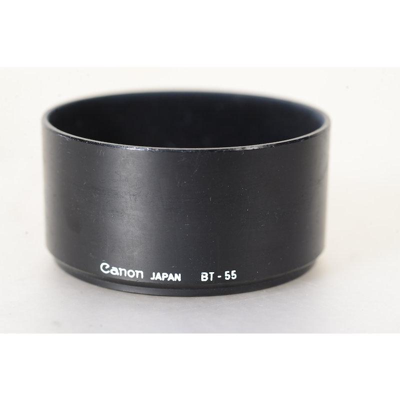 Canon Geli.-Blende BT-55 FD 1,8/85 S.S.C.