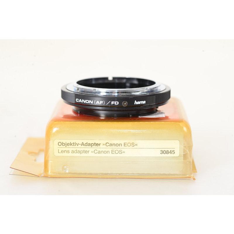 Hama Objektivadapter Canon EF/FD #308.45