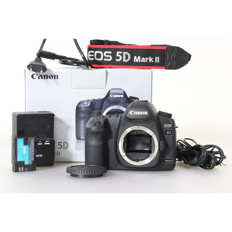 Canon EOS 5D II (22000 Auslösungen) #2764B016AA