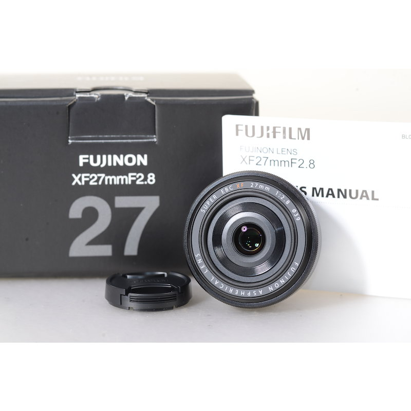 Fujifilm Fujinon Super EBC XF 2,8/27 R #11506
