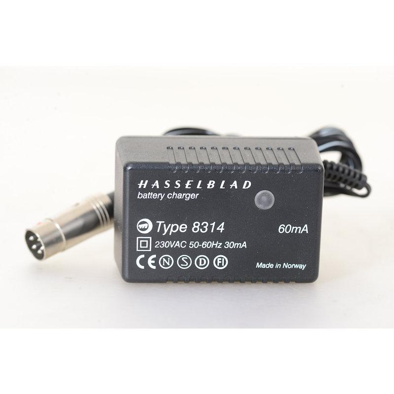 Hasselblad Ladegerät Typ 8314 500ELX