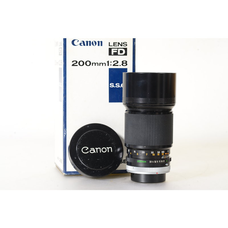 Canon FD 2,8/200 S.S.C.