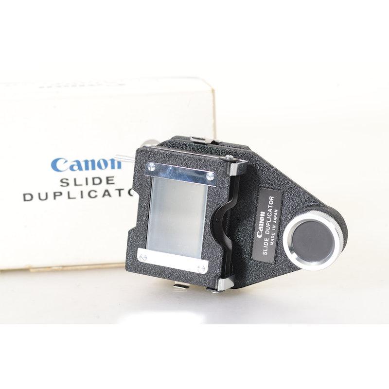 Canon Diakopiervorsatz 35 f. Balgen FL