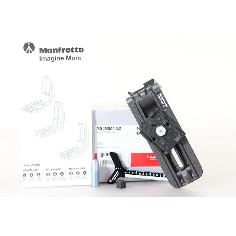Manfrotto L-Schiene MS050M4-Q2