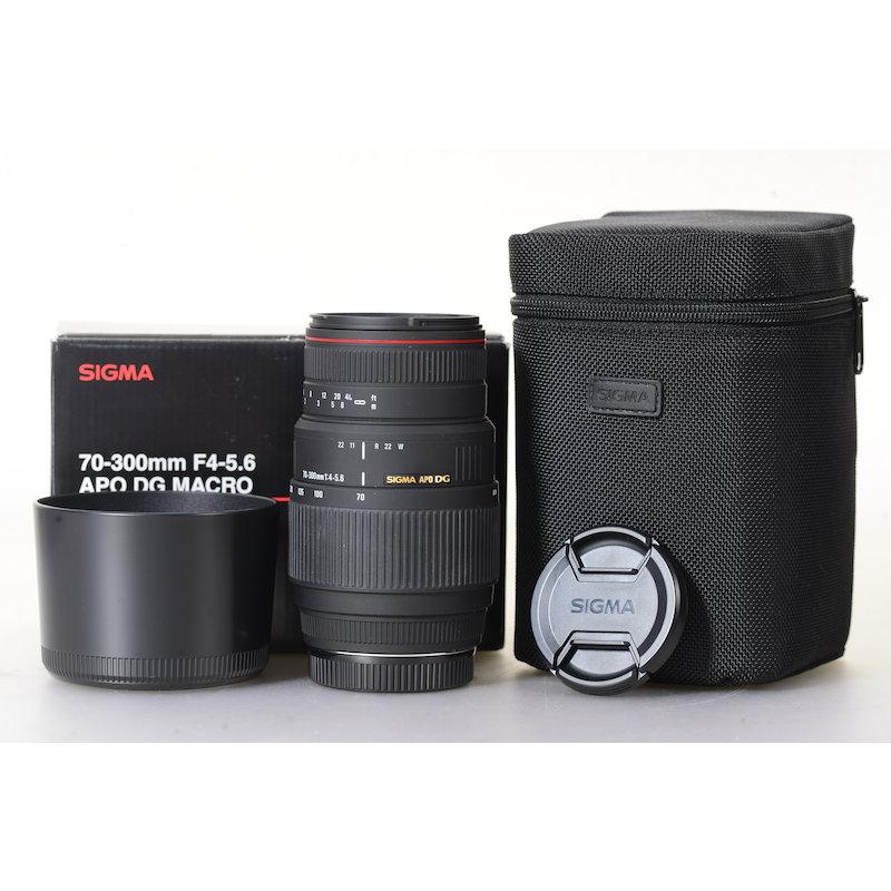 Sigma EX 4,0-5,6/70-300 APO DG Makro Sony