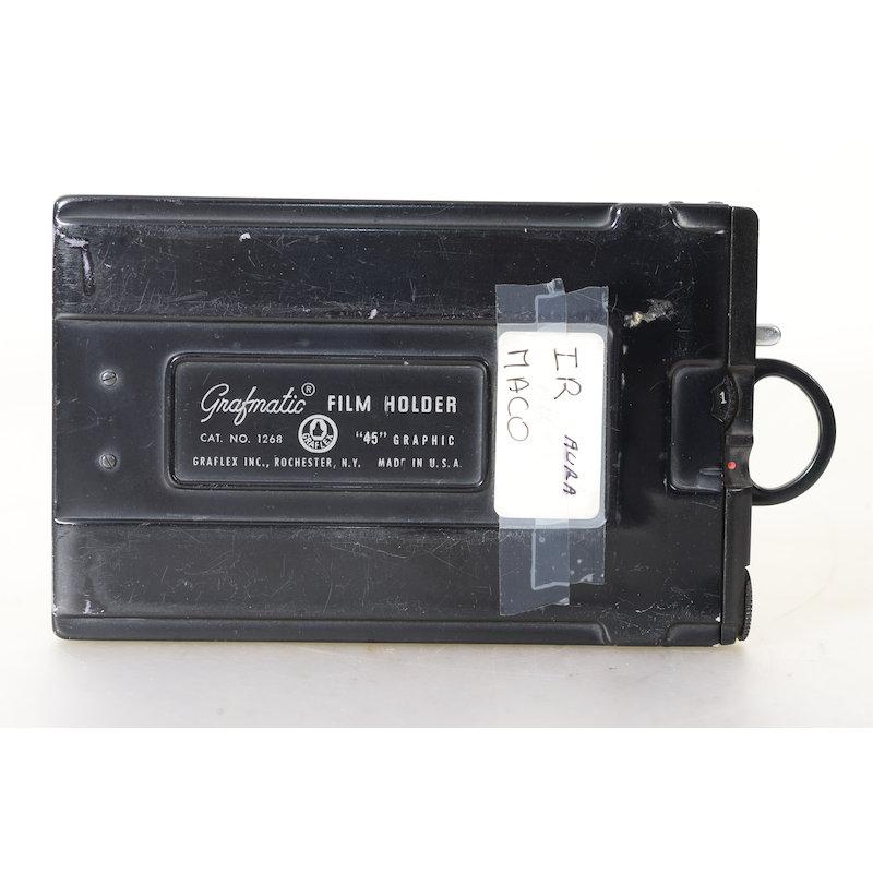 Graflex Schnellwechselkassette 6-Fach 4x5