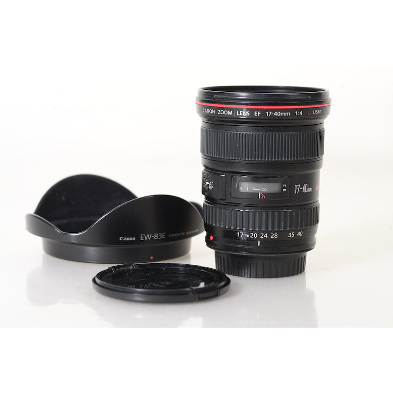 Canon EF 4,0/17-40 L USM #8806A003