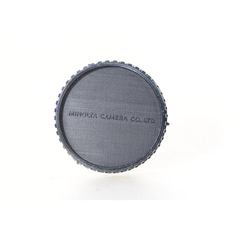Minolta Objektivrückdeckel MD #7395-240