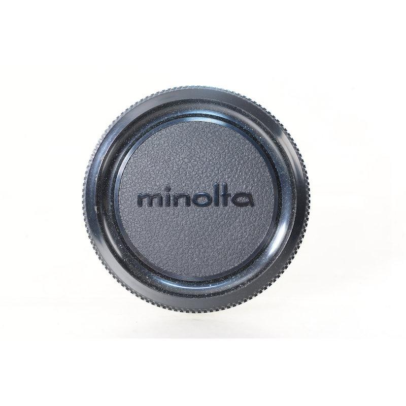 Minolta Gehäusedeckel MC/MD