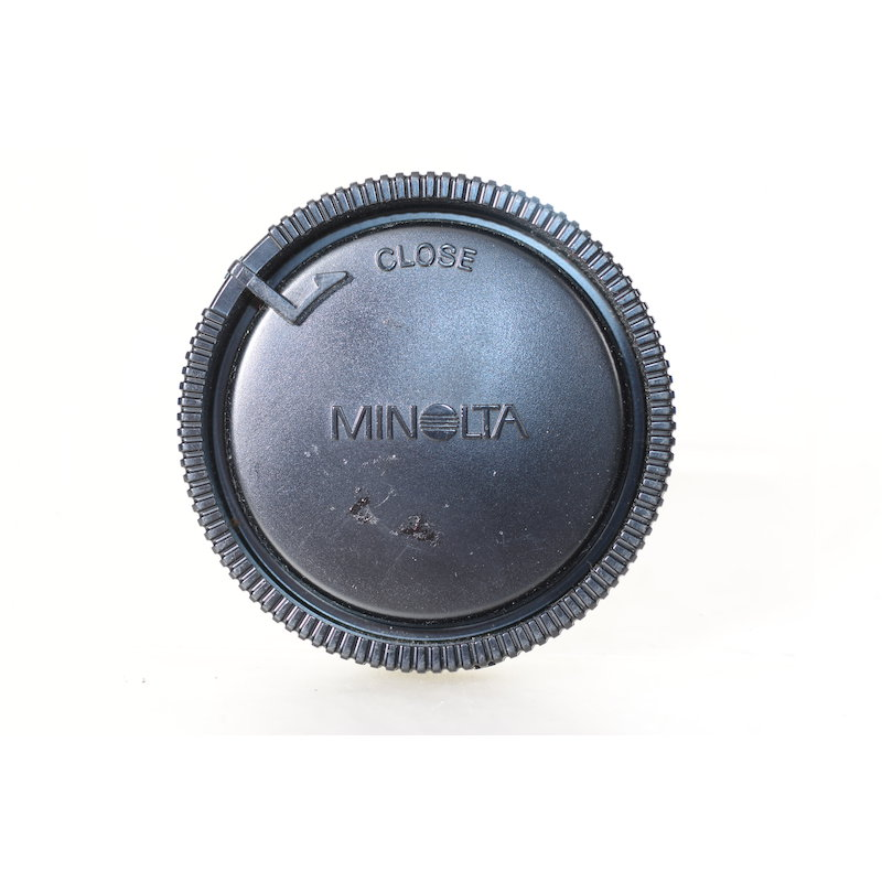 Minolta Objektivrückdeckel AF LR-1000