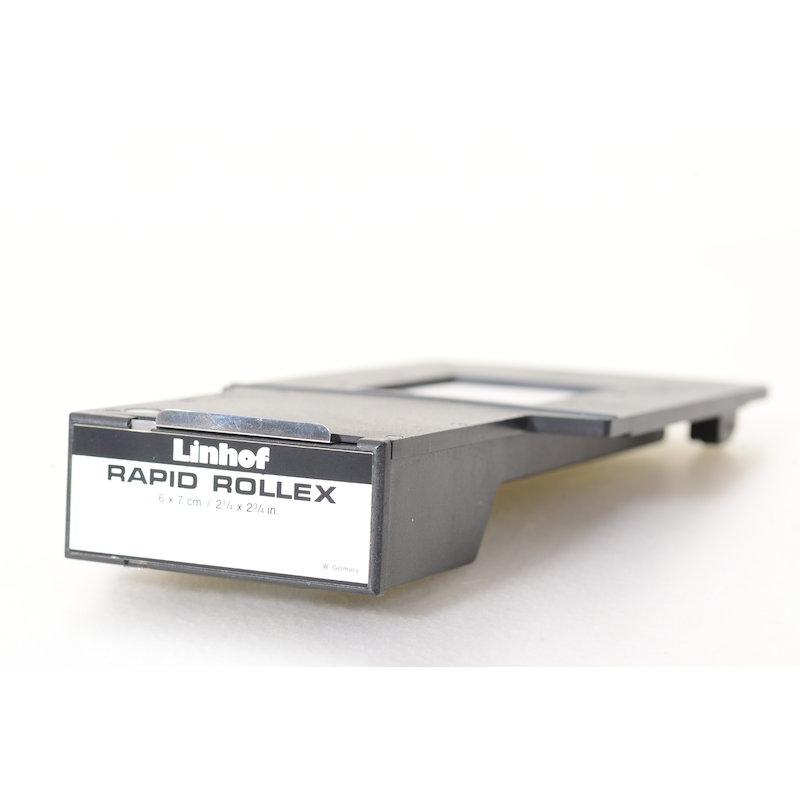 Linhof Rapid Rollex 6x7/4x5