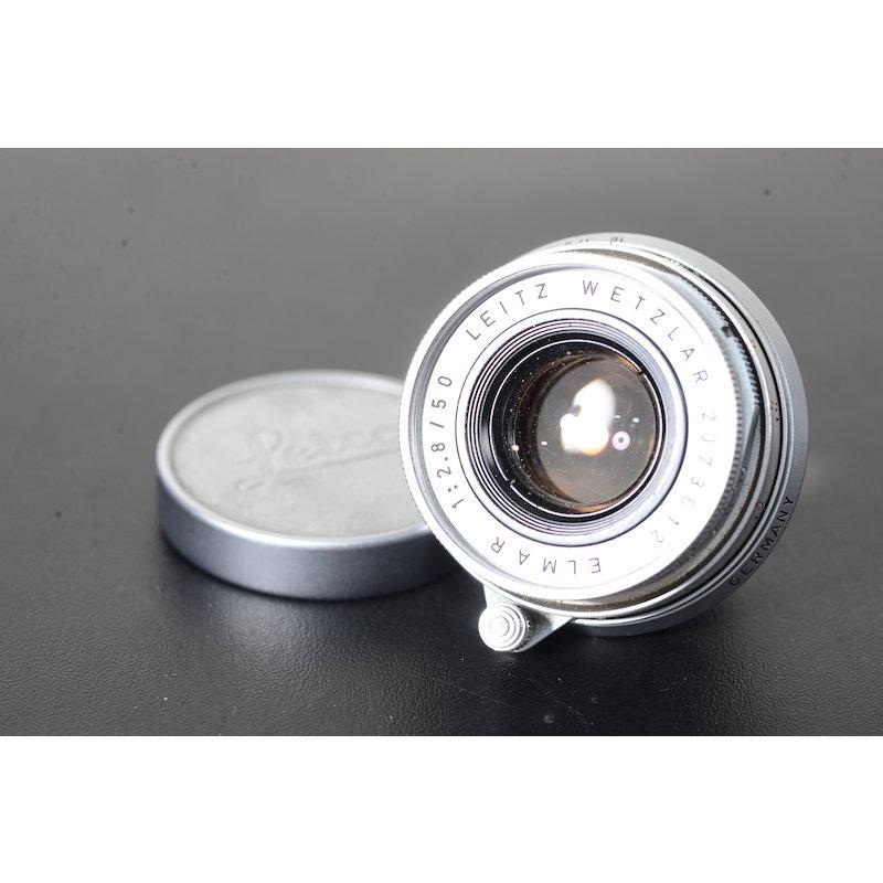 Leica Elmar-M 2,8/50 E-39 Silber 228