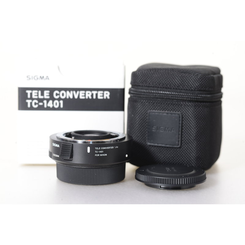 Sigma Telekonverter TC-1401 1,4x NI/AF D