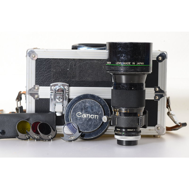 Canon FD 2,8/300 Fluorite S.S.C.
