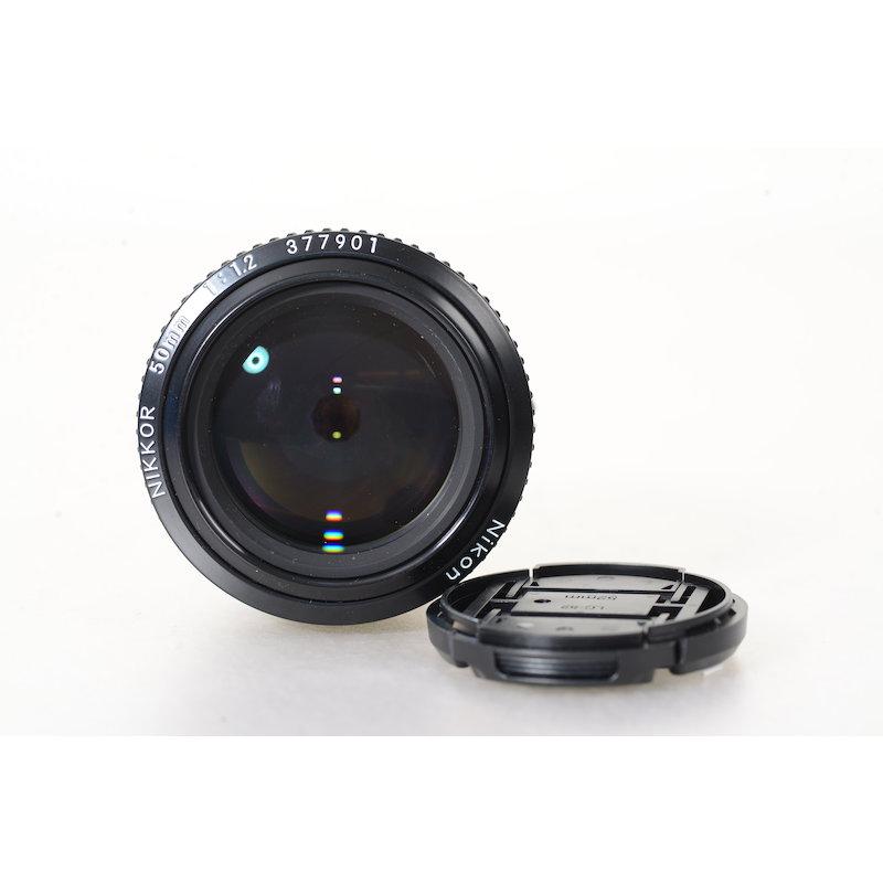 Nikon Ai/S 1,2/50