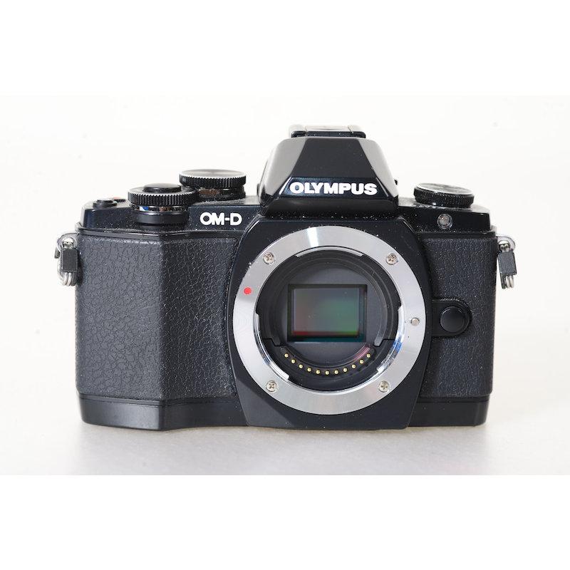 Olympus OM-D E-M10 Black (Ersatzteillager)
