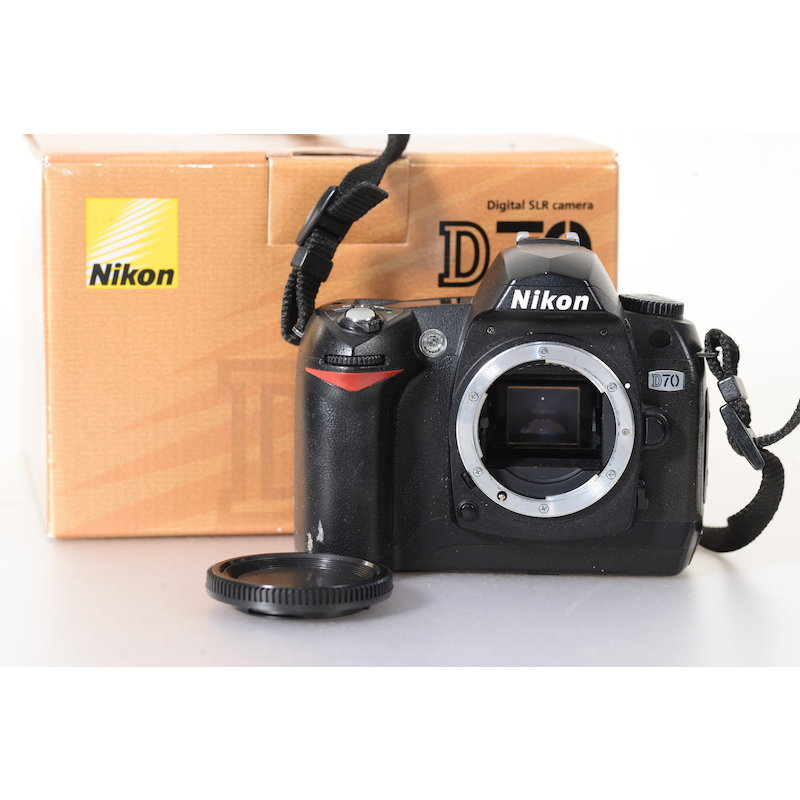 Nikon D70 (Keine Funktion)