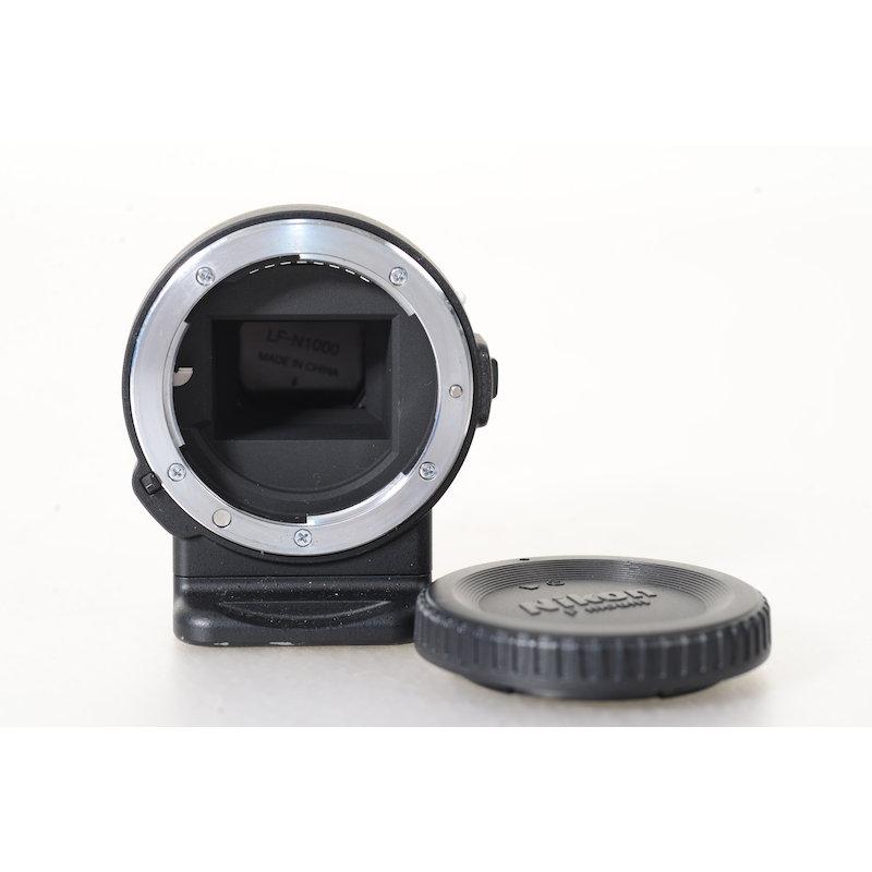 Nikon Bajonettadapter FT-1 #JVA90151