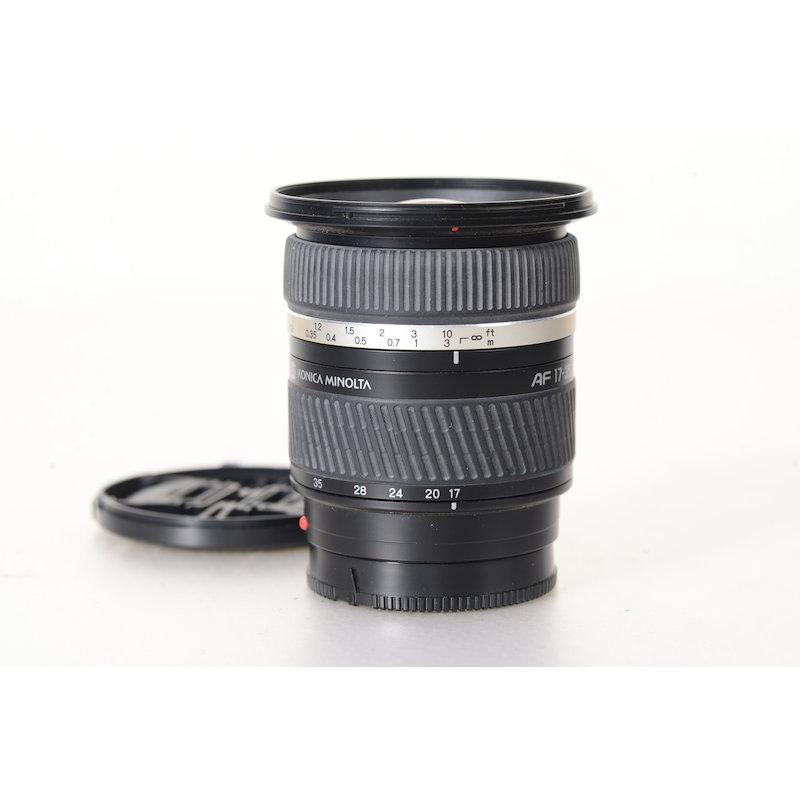 Minolta AF 2,8-4,0/17-35 D (Fokussierung Defekt)