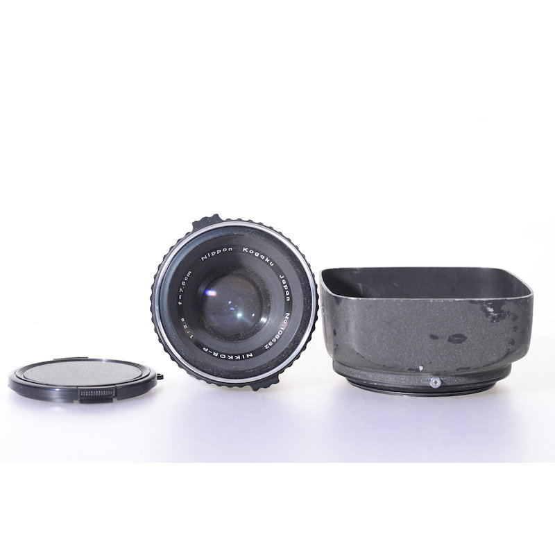 Nikon Nikkor-P 2,8/7,5cm Bronica C/S2/EC-TL