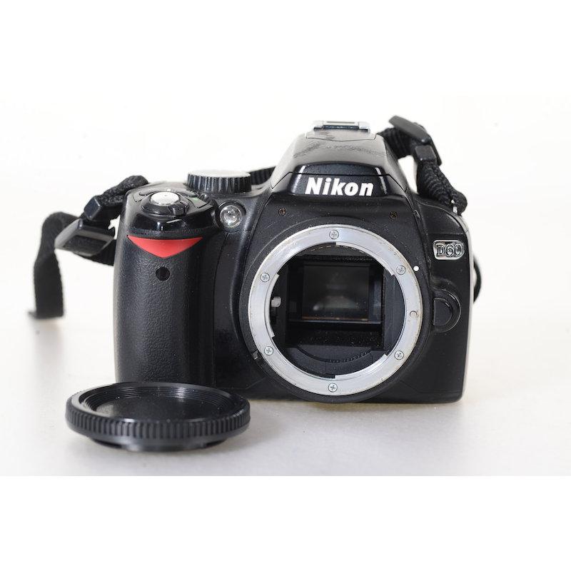 Nikon D60 (Ersatzteillager)