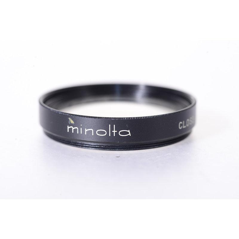 Minolta Nahlinse Achromat 0 E-52