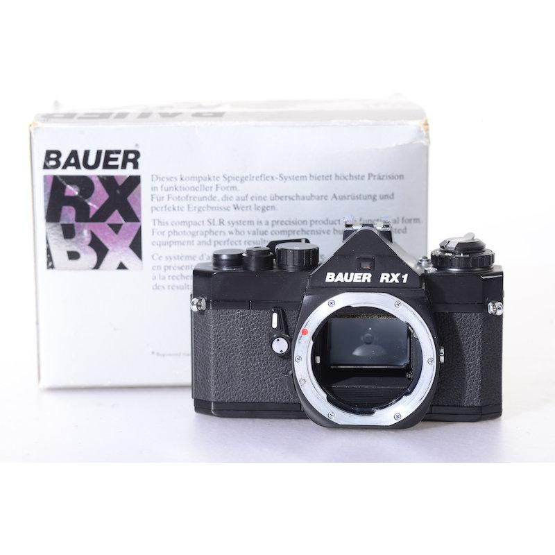 Bauer RX1 (Extrem Selten)