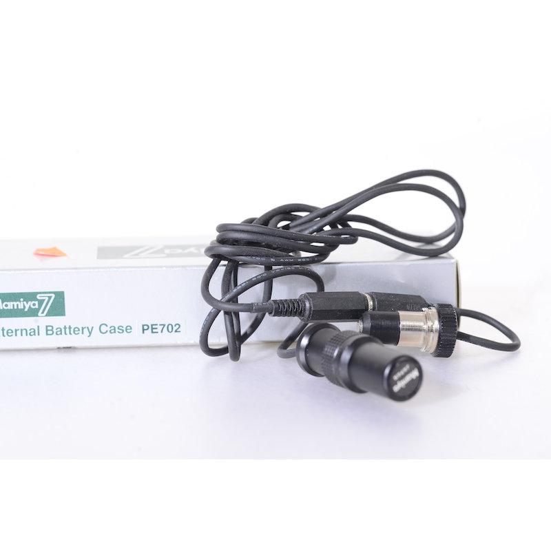 Mamiya Externes Batteriefach PE702 M7