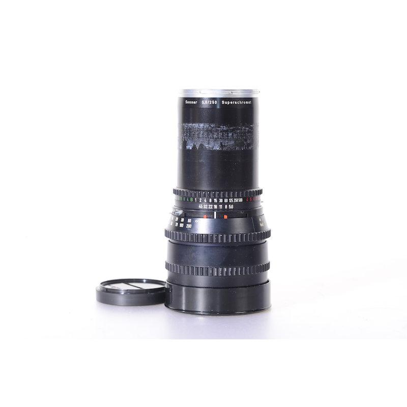Hasselblad Sonnar C 5,6/250 T* Superachromat