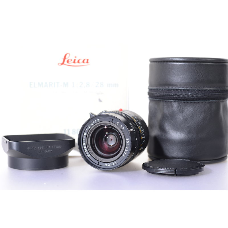 Leica Elmarit-M 2,8/28 #11804