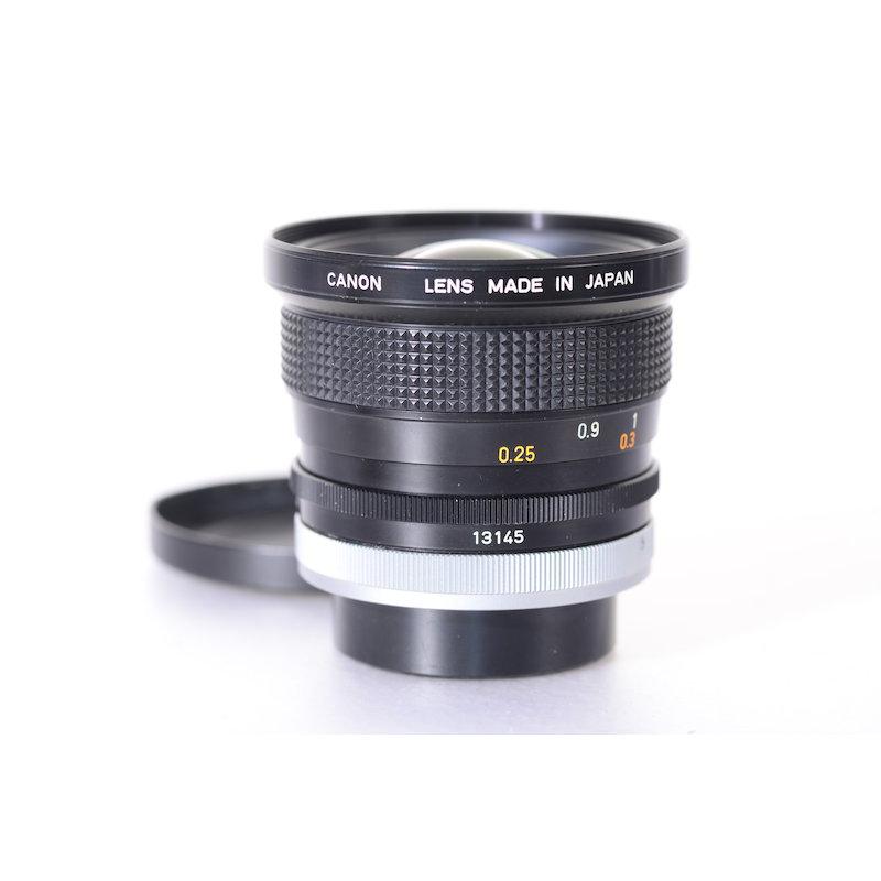 Canon FD 2,8/20 S.S.C.
