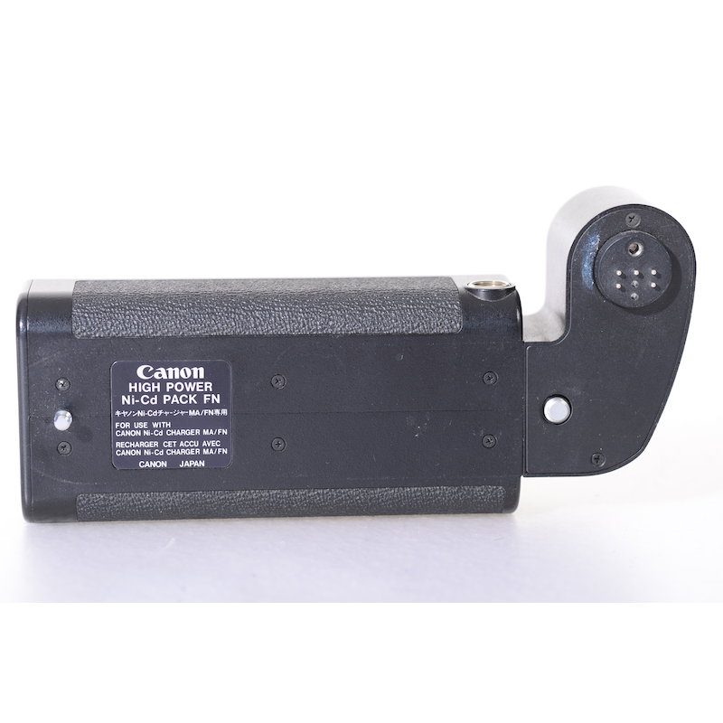 Canon NI-CD Pack Motor FN F-1 New