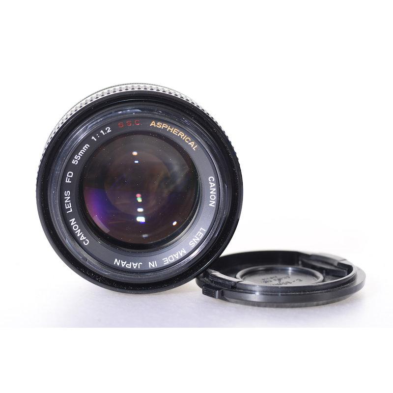 Canon FD 1,2/55 S.S.C. Aspherical