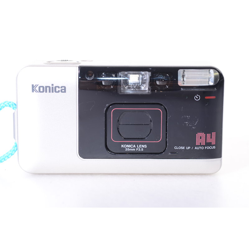 Konica Big Mini Silber/Black