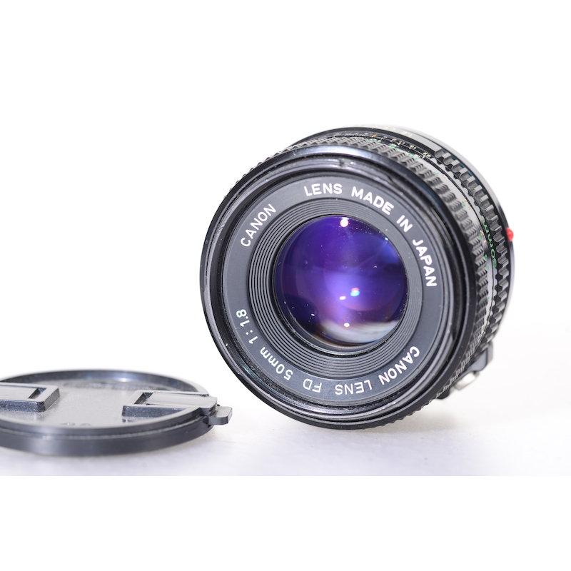 Canon FD 1,8/50